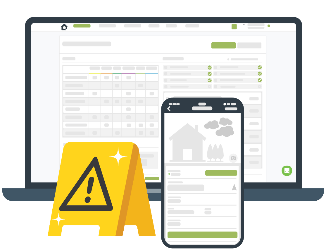 Track & Manage your Inspections