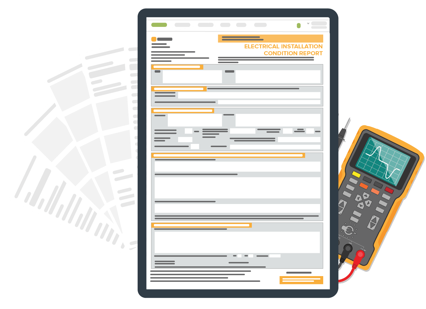 Professional PDF reports & certificates
