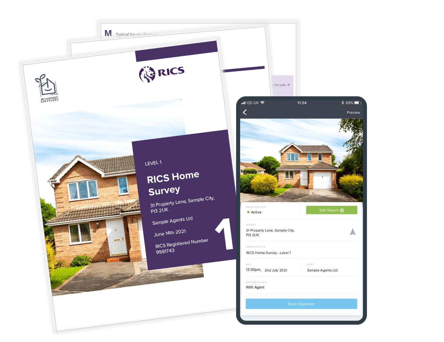 RICS Home Survey Reports