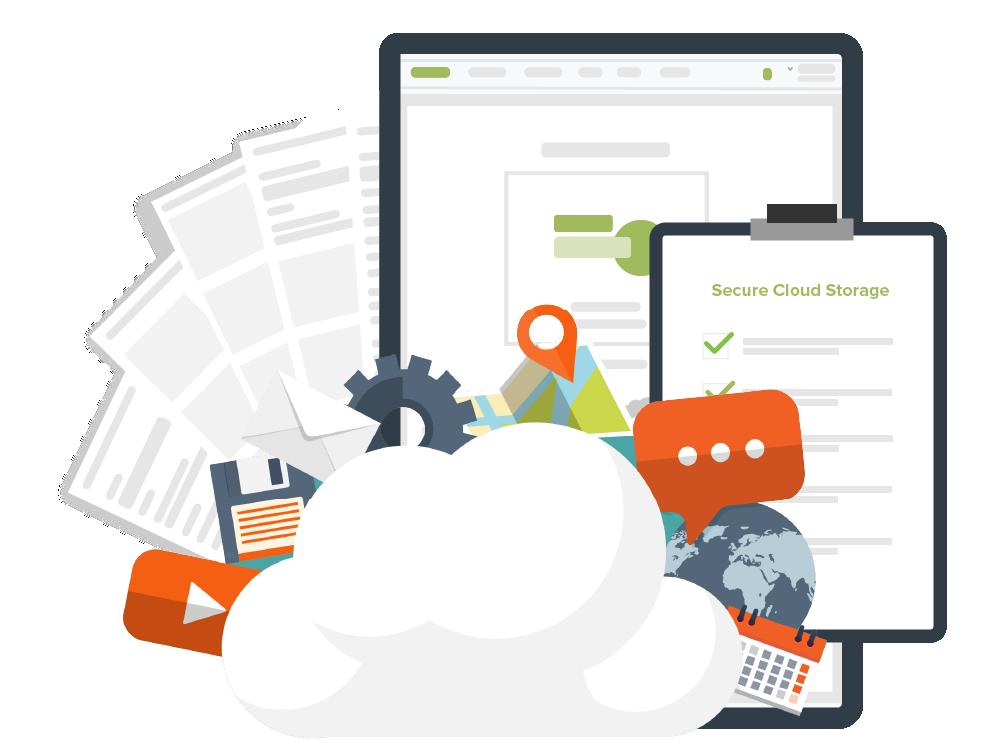 Safe & Secure Cloud Storage