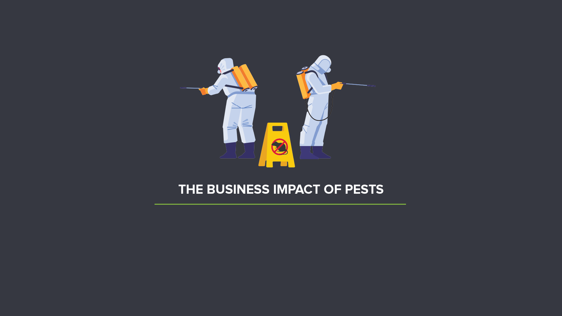 The Business Impact of Pests